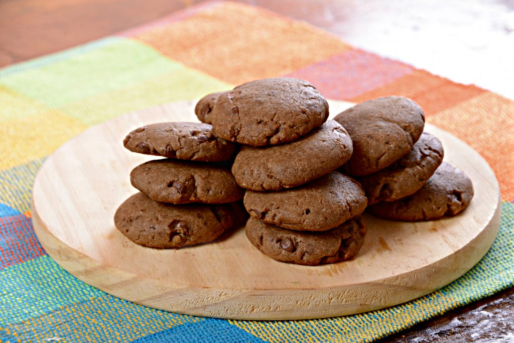 Toque do Chef: Cookies de chocolate
